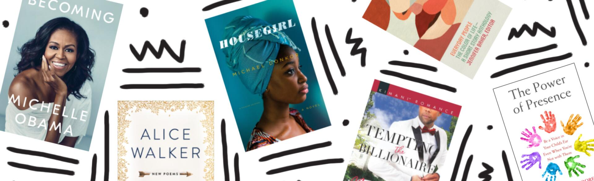 collage of books to read this fall