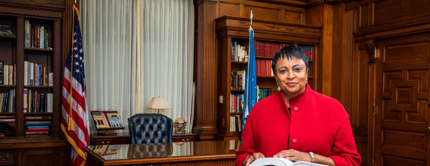 Carla Hayden, Librarian of Congress