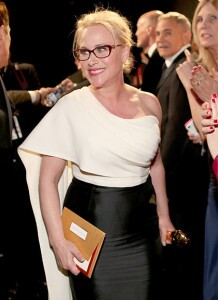Patricia Arquette at the Oscars
