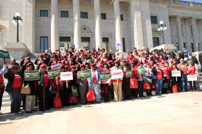 AARP_Arkansas_Health_Care_Rally_030713