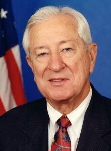 Republican Ralph Hall