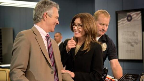 Tony Denison, Mary McDonnell