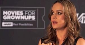 'Room' star Brie Larson