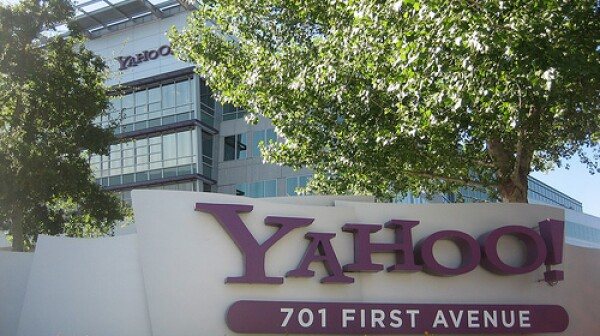 Yahoo Headquarters via giiks via Flickr Creative Commons