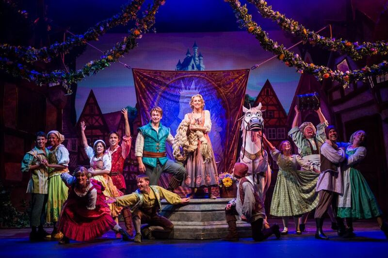 Elenco de Tangled, el musical de Disney Magic