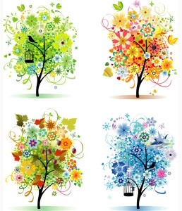 Four-Seasons-Trees
