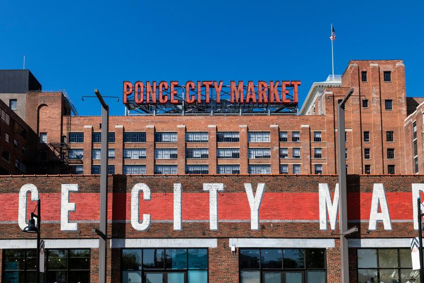 Ponce City Market Sign