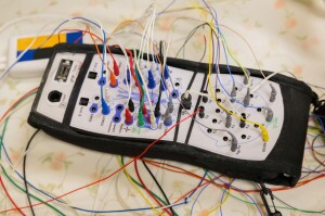 Sleep monitoring device