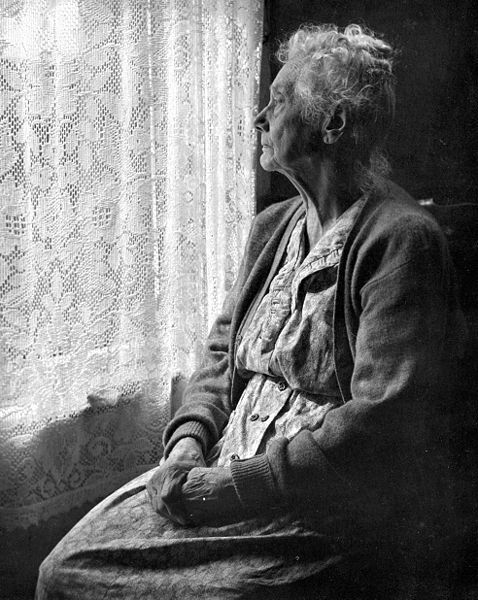 elderly-woman