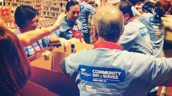 AARP Volunteers Atlanta