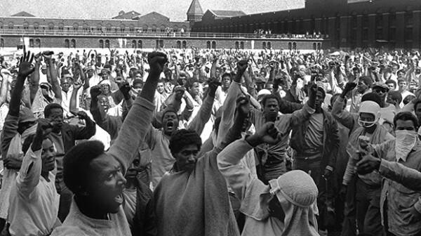 Attica Prison Riot 1971