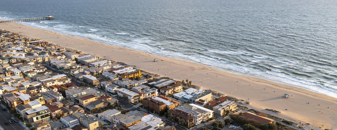 A century ago, Bruces Beach in Manhattan Beach was one of the most prominent Black-owned resorts by the sea.