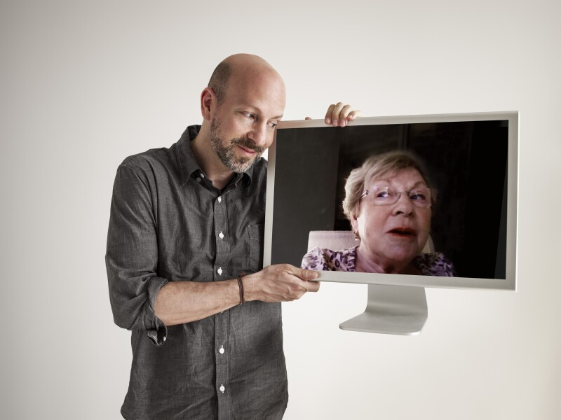 Amy Goyer discusses a creative mother-son web series connecting the generations.