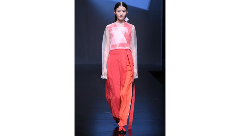 China Fashion Week 2020 S/S Collection - City Fashion Engine×Shenzhen | Jian Zi Collection