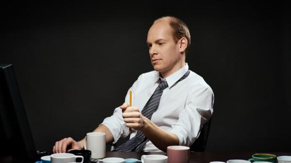Office coffee maniac