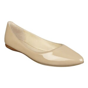 Nine West Pointed Toe Flat
