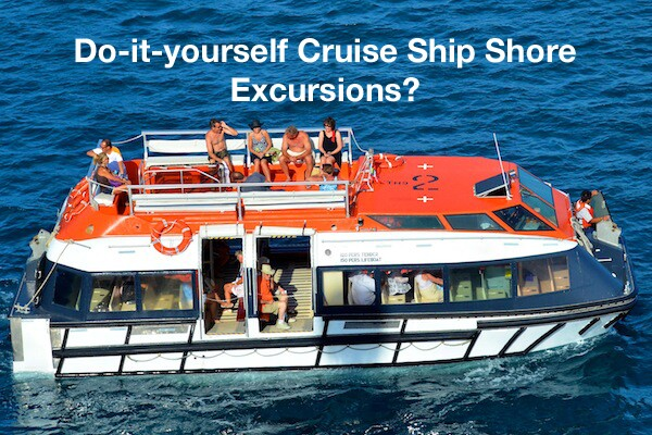 Cruise Ship Tender - Shore Excursions