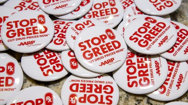 "Stop RX Greed ""u2013 Listening Tour"