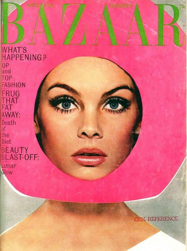 Jean-Shrimpton-in-a-Day-Glo-space-helmet-1965-Harpers-Bazaar-ph.-by-R.-Avedon