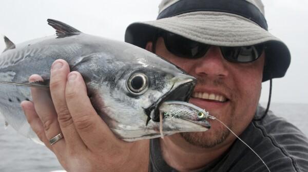 False Albacore Tuna (Close Up)