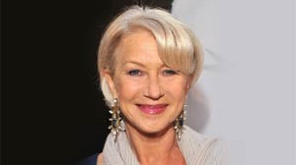 Actress Helen Mirren