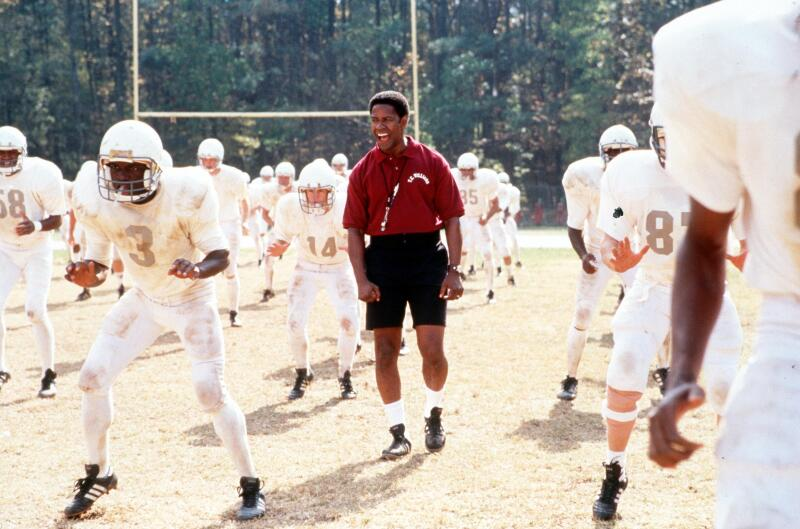 Denzel Washington Stars In Remember The Titans