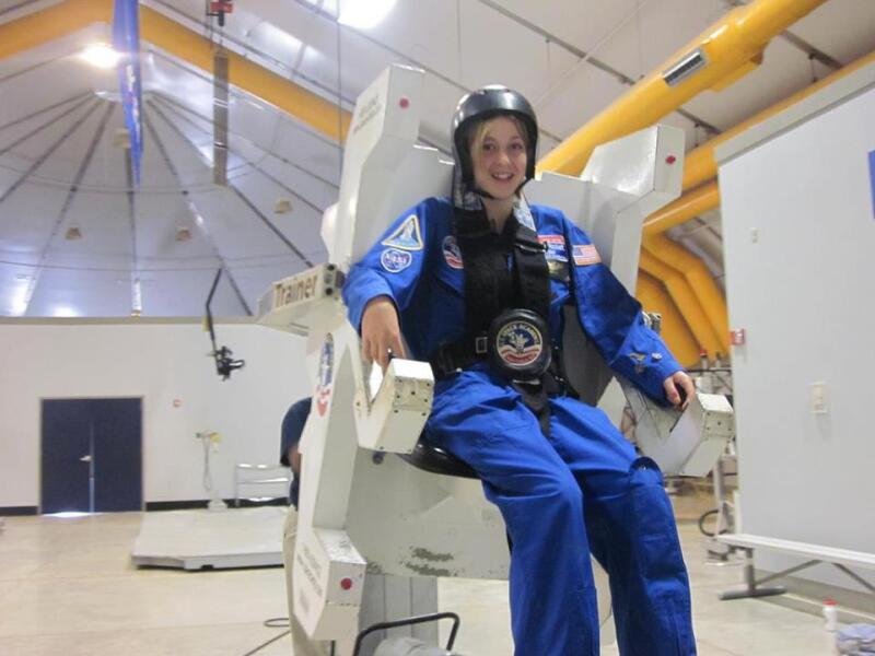 Astronaut Abby Space Seat