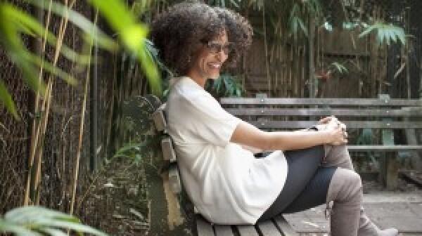 Carla Hall-bench