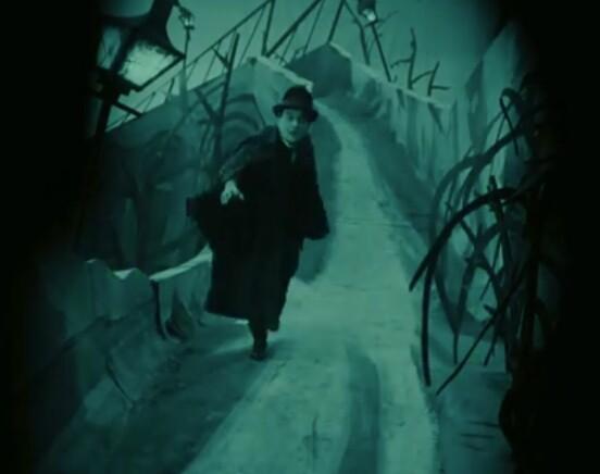 Cabinet of Dr. Caligari still