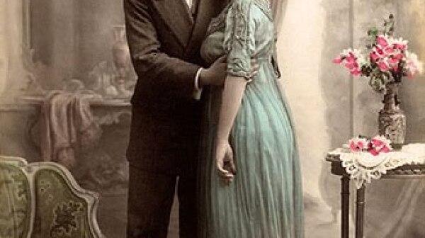 Victorian flirtation
