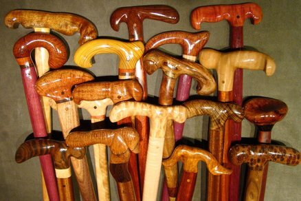 canes as assistive devices, disability study