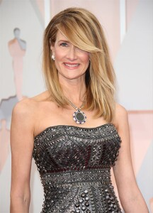 Laura Dern at the Oscars
