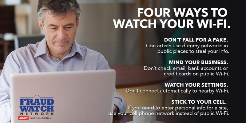 Four Ways to Watch Your Wi-Fi