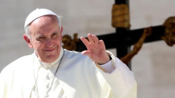 Papa Francisco en la Ciudad del Vaticano. La búsqueda revolucio