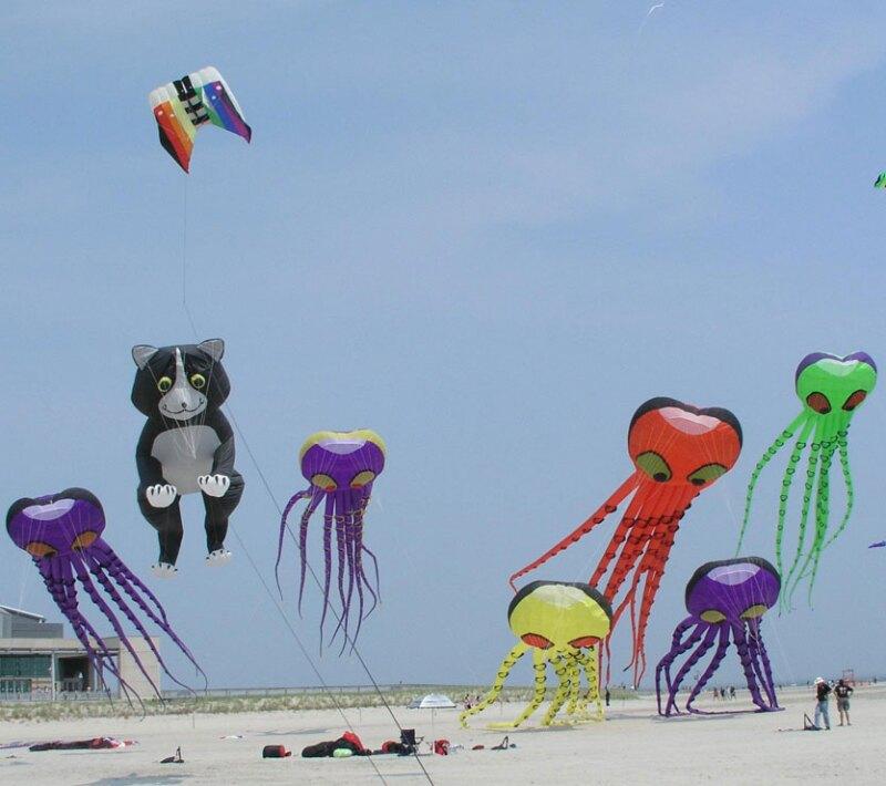 Wildwoods International Kite Festival