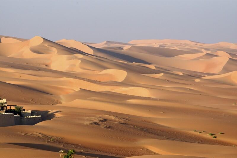 iStock_Abu Dhabi desert