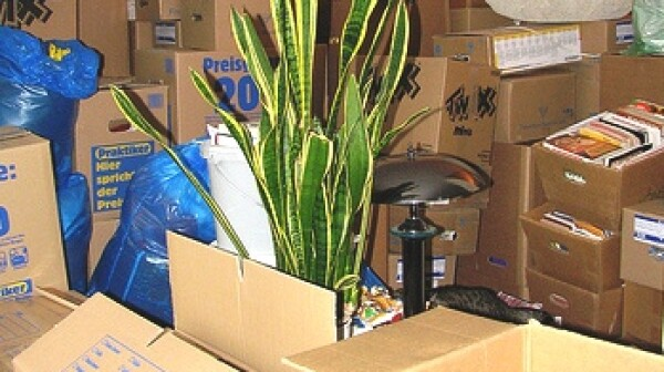 Moving pic downsizing home