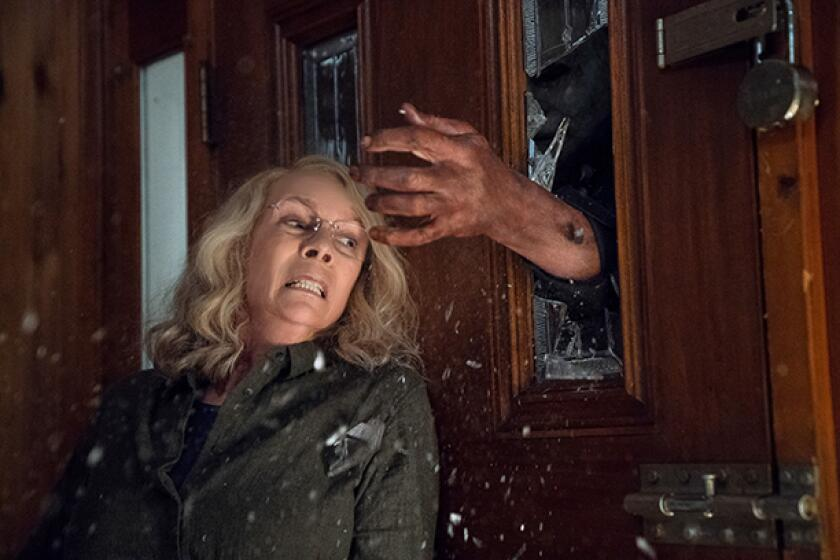 AARP, The Girlfriend, Halloween, Remakes, jamie lee curtis