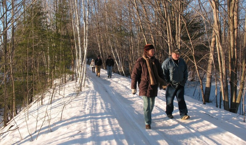 Whistle Stop Trail Extension