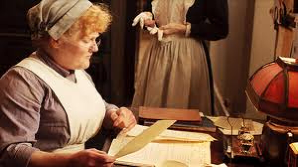 mrs. patmore rolling