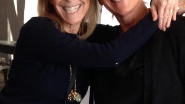 Lois and Bobbi Brown 2015 shoot