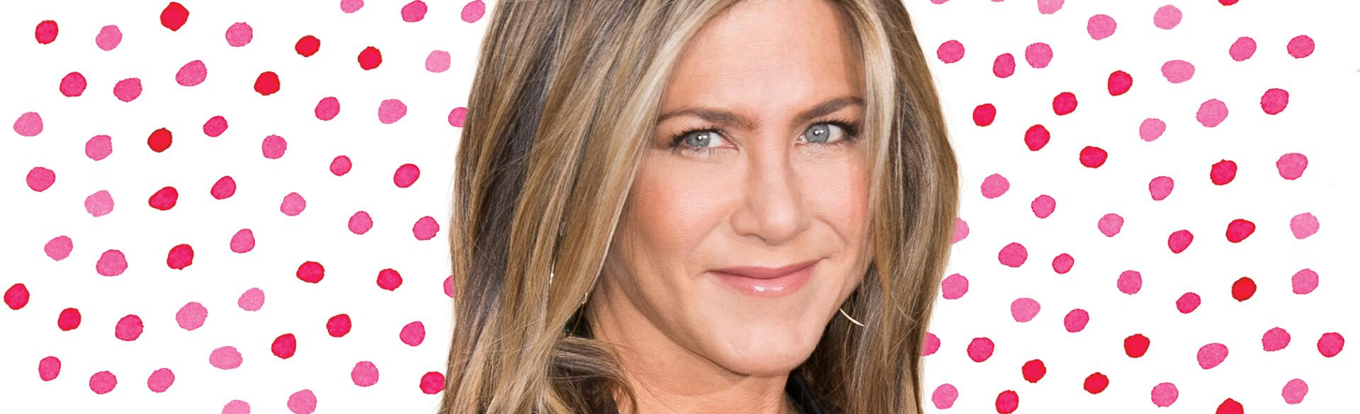 The Girlfriend Jennifer Aniston Collagen Powder eye wrinkle reduction celebrity 40 plus