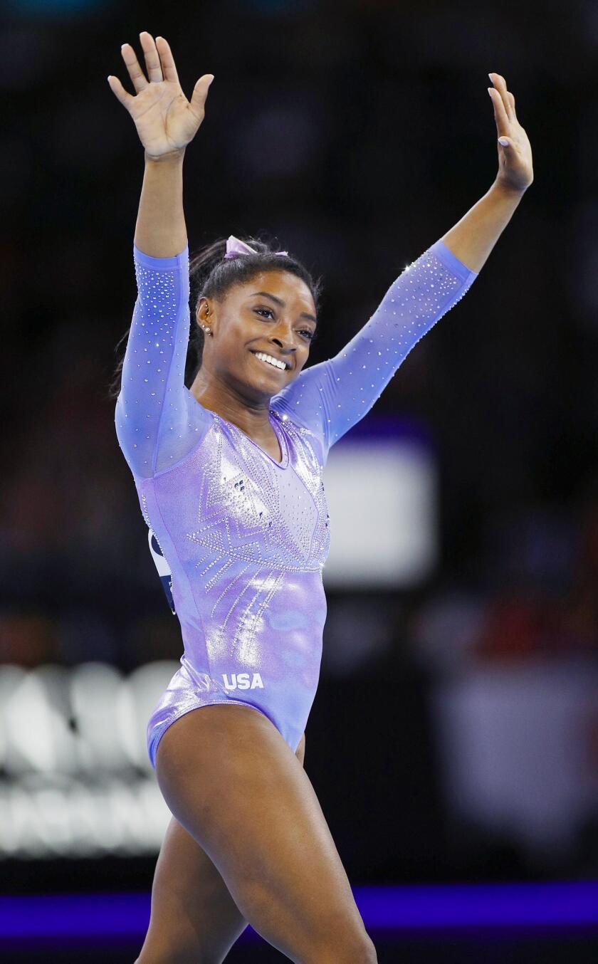 Artistic Gymnastics: world championships