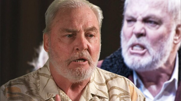 Stacy Keach as himself, and as King Lear in 2009