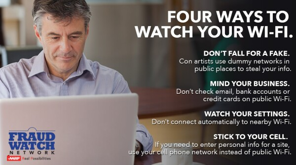 Four Ways to Watch Your Wi-Fi