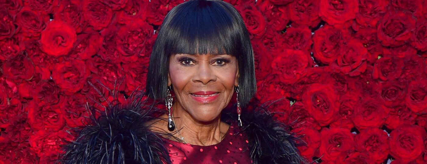 cicely tyson, red dress, red carpet