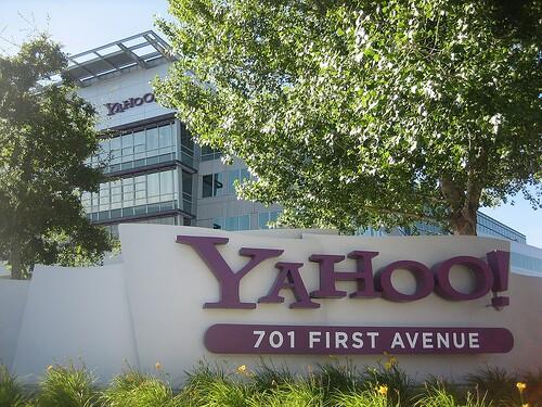 Yahoo Headquarters via giiks via Flickr Creative Commons
