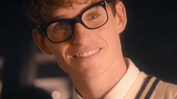 Eddy Redmayne from Theory of Everything