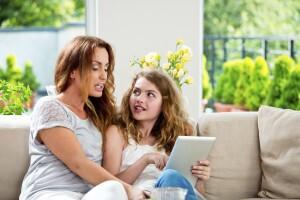 Parents teens tech