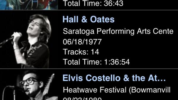 vault featured concerts